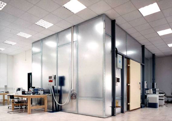 Afj Instruments Shielded Rooms